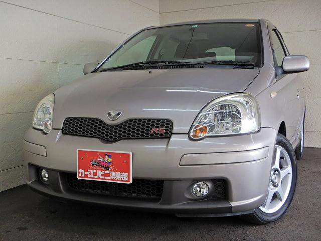トヨタ RS 1NZ-FE110PS 5MT ワンオーナー車