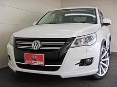 VW ティグアンRライン ナビTV スポーツサス 7速DSG 19AW