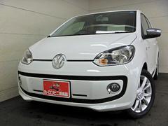 VW アップ!ジーンズ アップ! ナビTV 300台限定 冬タイヤSET