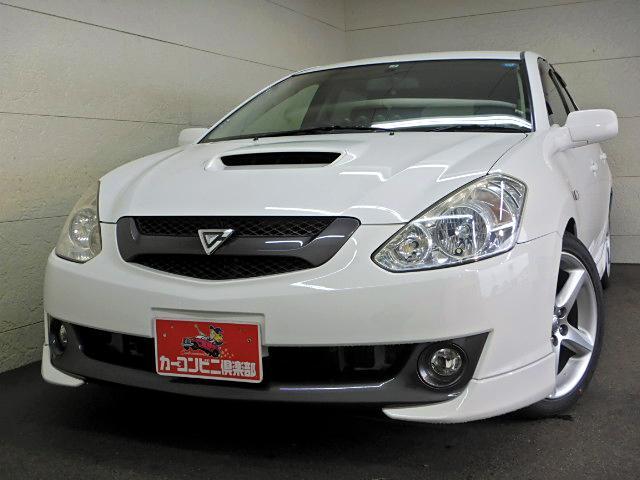 トヨタ GT-FOUR ナビTV 260PSターボ スポーツマフラー