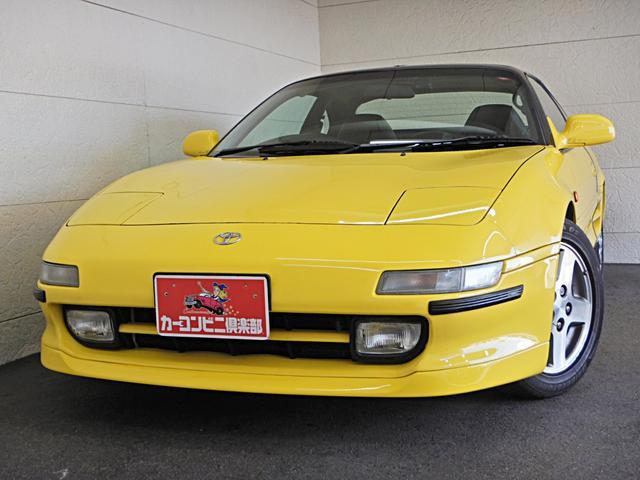 トヨタ GT ナビTV 3S-GTE245PS Tバールーフ 5MT