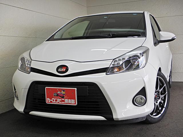 トヨタ GRMNターボ ナビTV GAZOORacing200台限定