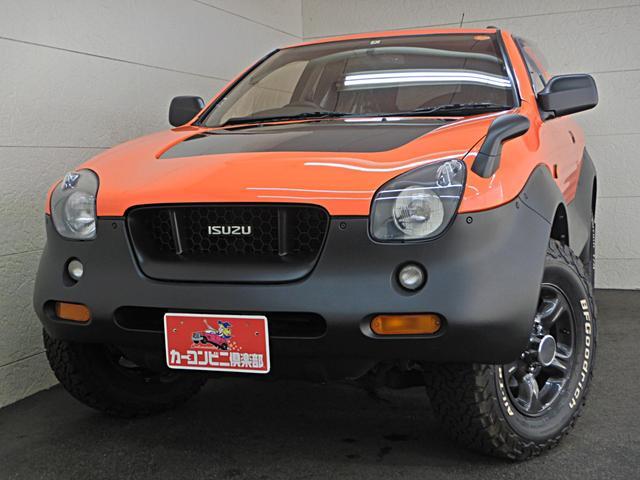 いすゞ ベースグレード 外装レストア済 レカロ 4WD