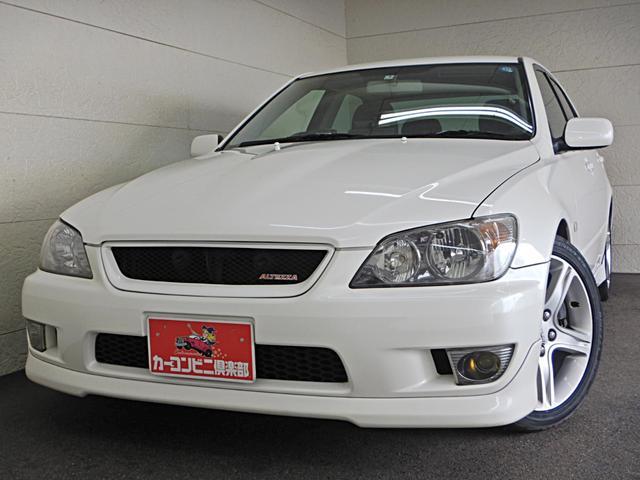 トヨタ RS200-ZED 3S-GE210PS 6MT 最終モデル