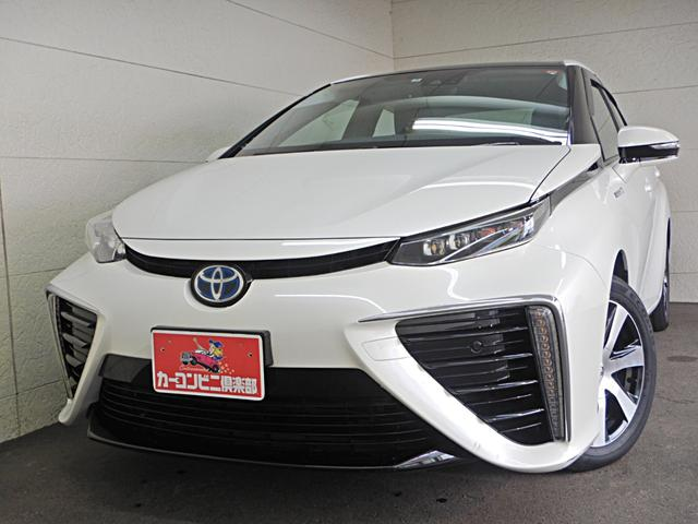 「トヨタ」「MIRAI」「セダン」「愛知県」の中古車
