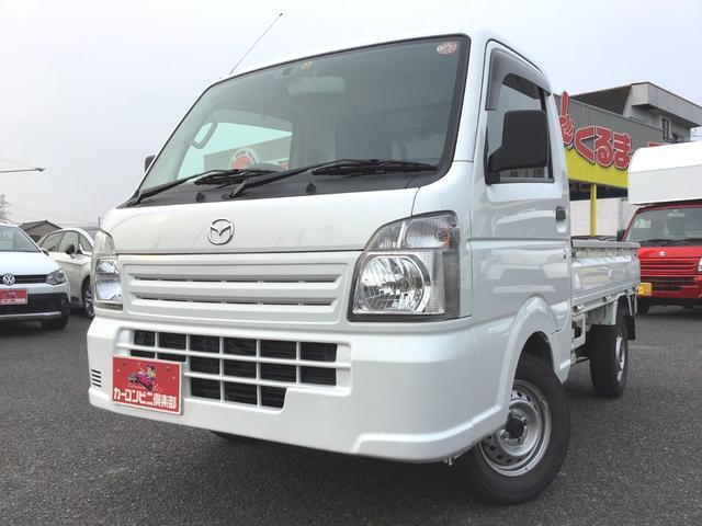 マツダ KCエアコン・パワステ CDオーディオ 5MT ETC 1年保証