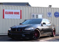 BMW528i M5仕様 4本出マフラー 新品20AW ローダウン