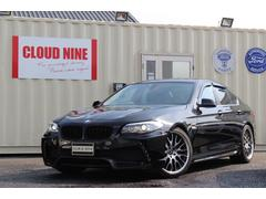 BMW528i エナジーコンプリートPKG 20AW 黒革 純ナビ