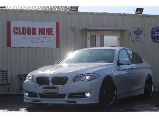 BMW BMW 528i KW車高調 AGIO20AW アイゼンマンマフラー