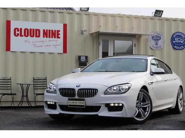 BMW 6シリーズ 650i Mスポーツ 後期 安全装備付き 1オーナーD記録簿