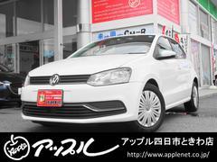 VW ポロTSI コンフォートライン プリクラ アダプティブクルコン