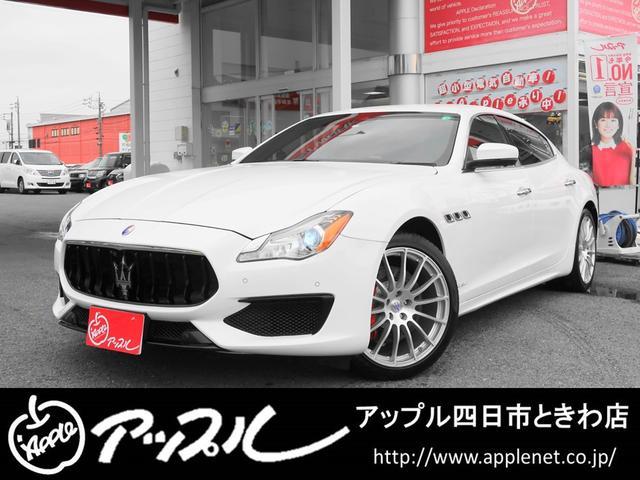 クアトロポルテ(マセラティ) S グランスポーツ 中古車画像