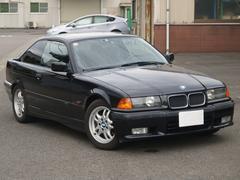 BMW318isクーペ 左ハンドル 5速MT メンテ記録簿21枚