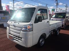 ハイゼットトラックスタンダード エアコン パワステ 5MT 4WD
