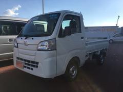 ハイゼットトラックスタンダード 4WD エアコン パワステ 4AT エアバック