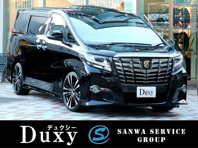 【Duxy北名古屋店特選車】アルファード 2.5S A タイプブラック BIGX11ナビ 20AW