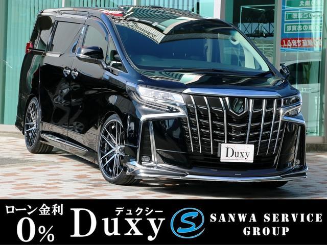トヨタ 2.5S Cパッケージモデリスタ21AWローダウンサンルーフ