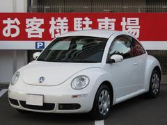 VW ニュービートルEZ リアセンサー ワンオーナー 禁煙車 ETC