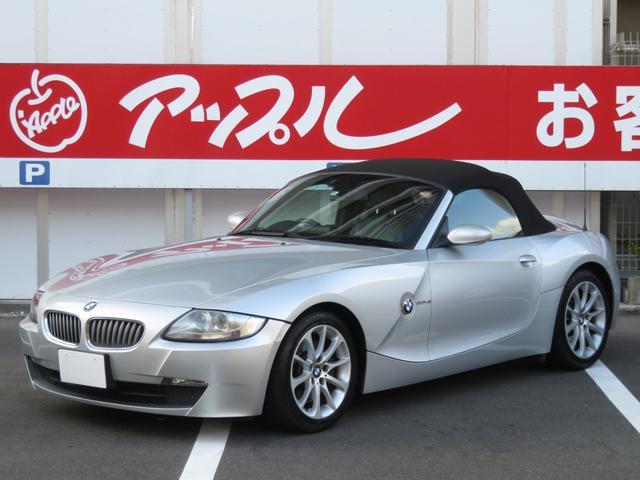 BMW ロードスター3.0si 電動オープン ディーラーナビ