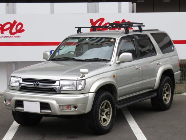 トヨタ SSR-V ワンオーナー 禁煙車 ディーラー記録簿 ETC