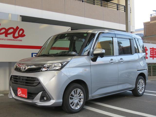 トヨタ X S 純正SDナビ 地デジ バックモニター スマートキー LEDフォグ ETC 左パワースライドドア スマートアシスト2