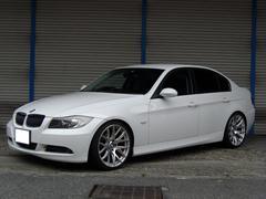 BMW320i ローダウン 19インチAW コンフォートアクセス