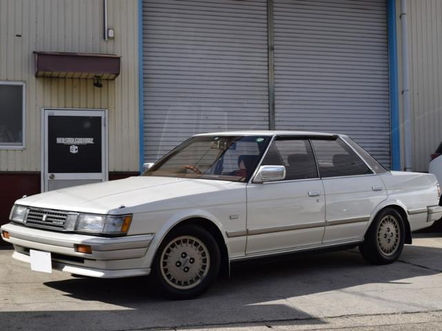 トヨタ マークII グランデ ツインカム24リミテッド フルオリジナル ツインカムエンジン 限定車 デジタルメーター クルーズコントロール ETC パワーシート