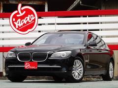 BMW750i サンルーフ ブラックレザーシート
