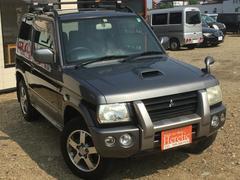 パジェロミニVR Tベルト交換済 4WD ターボ 15AW 保証付
