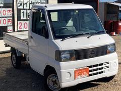 ミニキャブトラックVタイプ 保証付 あおりガード 荷台マット 5MT 三方開き