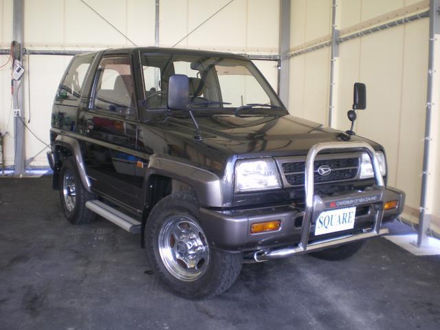 ダイハツ カンタベリー 5速マニュアル 1600CCガソリン車