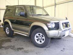 パジェロワイド ルーキーSR−II 4WD