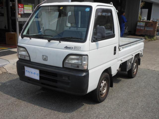 ホンダ SDX 4WD 5速 +5万円でエアコン取付