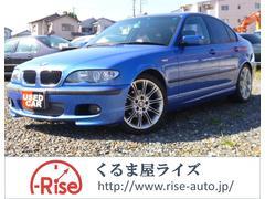BMW318i Mスポーツ リミテッド 社外ナビ HID ETC