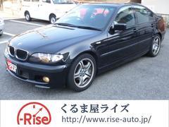 BMW318i Mスポーツパッケージ 5速MT 右ハンドル