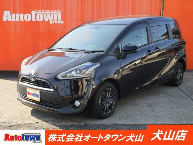 トヨタ G クエロ トヨタセーフティセンス 両側電動スライドドア
