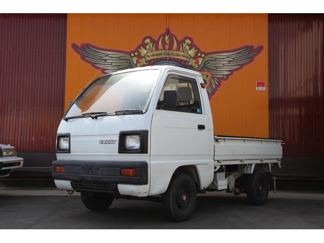 スズキ キャリイトラック 550cc 4MT