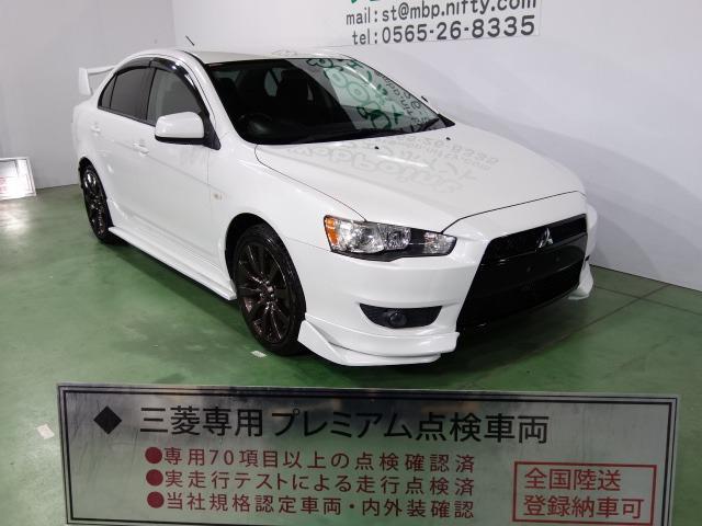 三菱 スポーツ エボX仕様 ブラックグリル