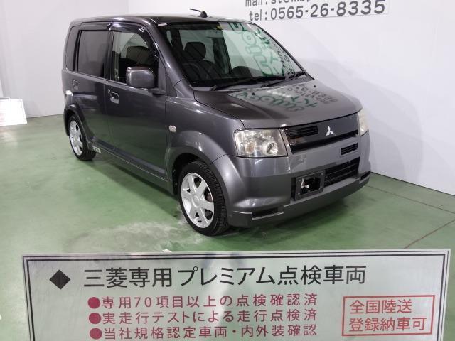 三菱 eKスポーツ R 14インチAW HID CD ETC