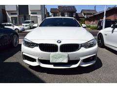 BMW428iグランクーペ Mスポーツ ワンオーナ ACC