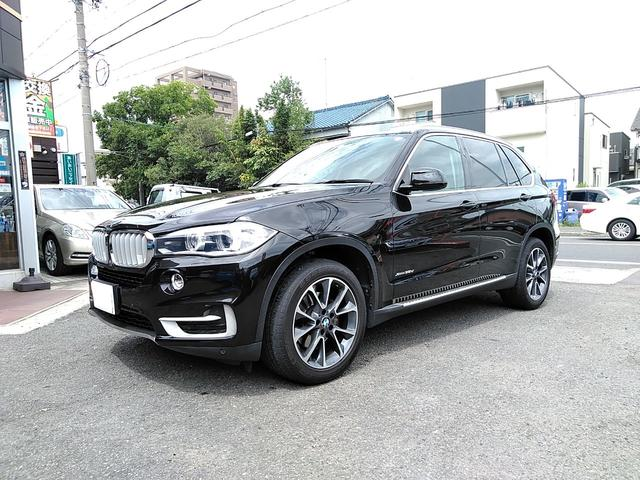 BMW xDrive35dxラインワンオーナセレクトPKGタイヤ新品