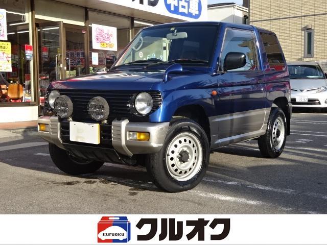 三菱 XR-II ユーザー買取車 4WD フォグランプ 車検整備付