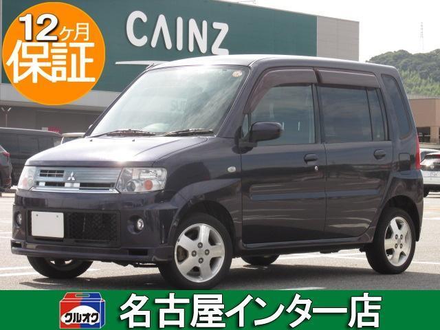 三菱 トッポ T メモリーナビ ワンセグTV CD/DVD再生 キーレス HID ターボ車 盗難防止システム