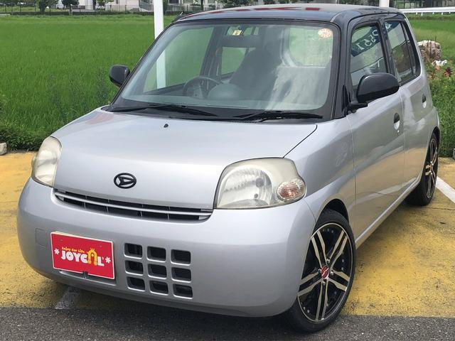 ダイハツ エコ 16インチAW マニュアル 社外マフラー 新品タイヤ