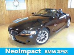 BMW Z42.2i 純正ナビ 純正17インチアルミ バッテリ新品