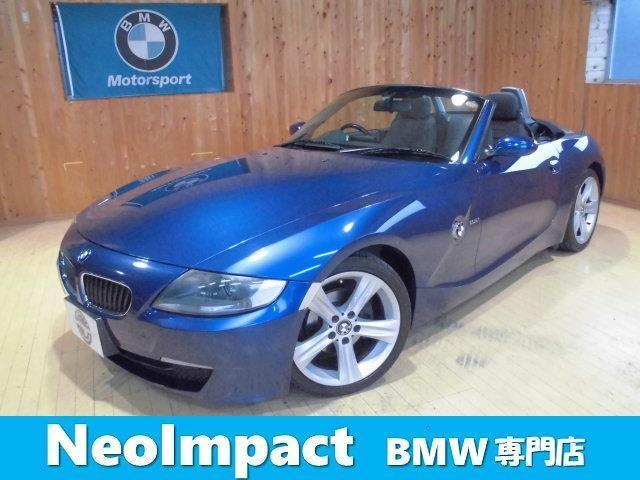 BMW ロードスター2.5i 後期型 純正ナビ ETC バッテリ新品