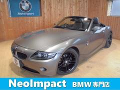 BMW Z42.2i 社外ヘッドライトHID アルミ ETC バッテリ新