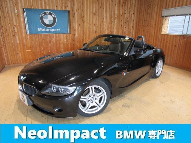 BMW 2.5i イカリングヘッドライト 電動オープン ブラックレザーシート シートヒーター バッテリ新品