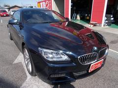 BMW640iグランクーペ Mスポーツ サンルーフ 純正HDDナビ
