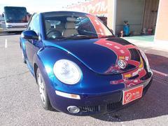VW ニュービートルカブリオレベースグレード レザーシート ETC リヤコーナーセンサー